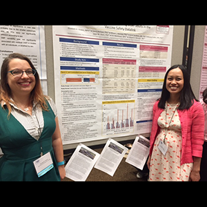 CCEPH Scientists McLean and Vickers Present at SER